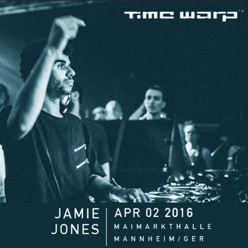 Jamie Jones live at Time Warp Mannheim 2016 by Jamie-Jones | Jamie Jones | Free…