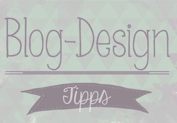 mein Feenstaub - DIY, Deko und Rezepte: Tipps für ein schönes Blog-Design