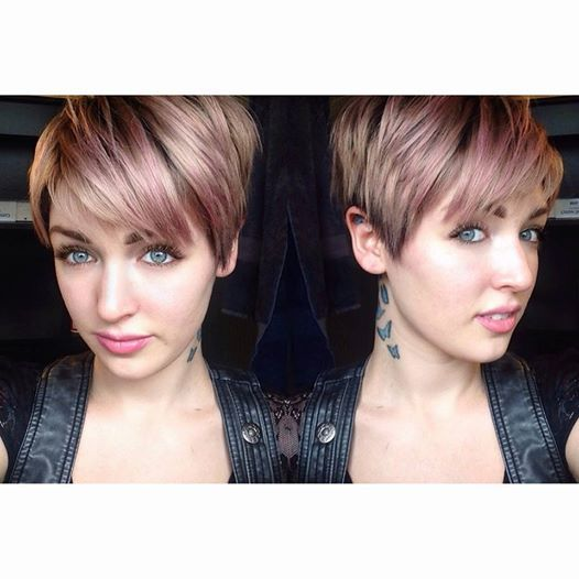 Nothing but pixie cuts | Facebook
