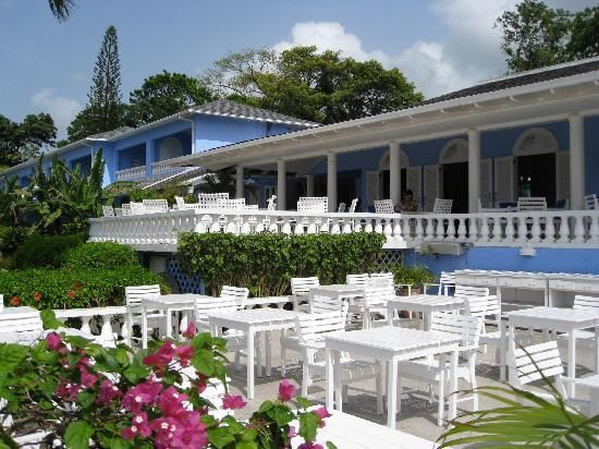 Jamaica Inn, one of News Americas Now's 10 best Caribbean hotels for 2017.