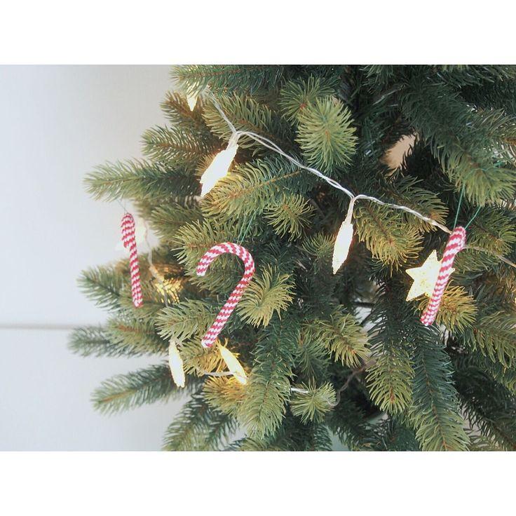 candycanes/キャンディーケーン/クリスマス雑貨/クリスマスツリー/スティックキャンディー…などのインテリア実例 - 2016-11-16 16:28:18   RoomClip(ルームクリップ)