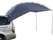 Trailer Canopy Pop Up Trailer Awning Tent Travel Camper Roof Beach Camping SUV