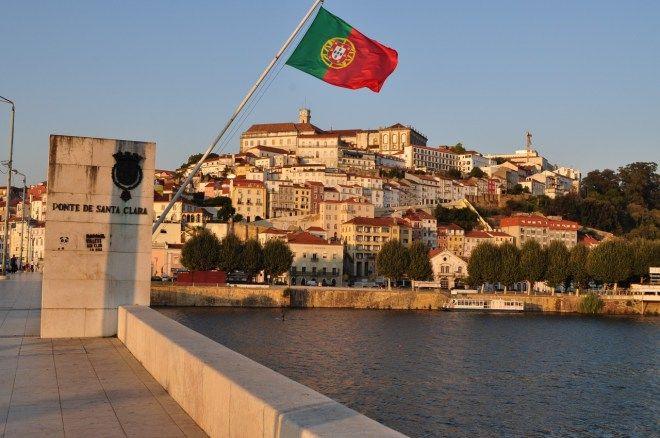 Ponte de Santa Clara - Coimbra, Portugal