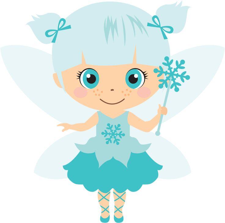 CH B *✿*Clipart Fairy Dressup