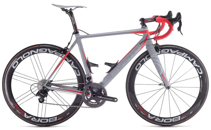 NEW DINAMICA - Custom carbon Road Bicycle