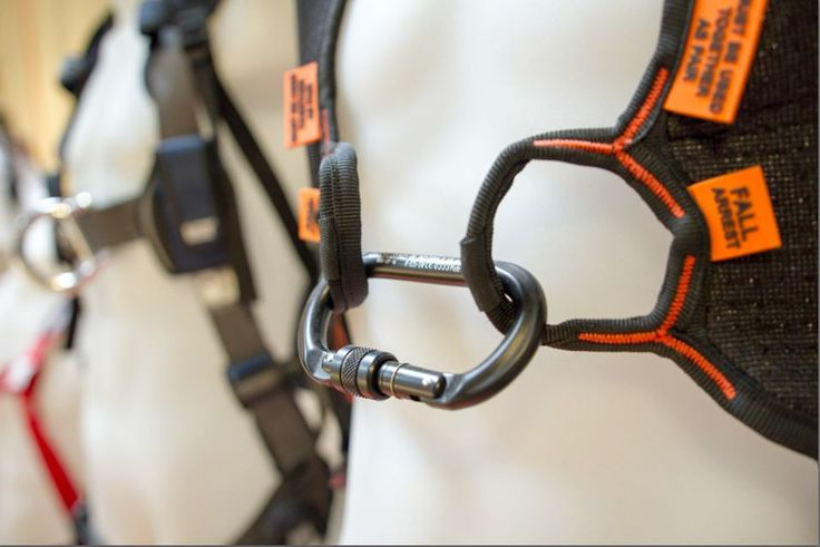 Skylotec Sirro 2 - An amazing comfortable harness for fall arrest