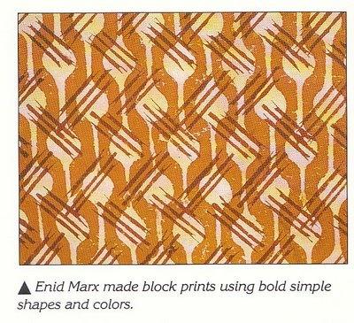 Enid Marx Textile