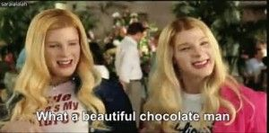 Image result for white chicks meme