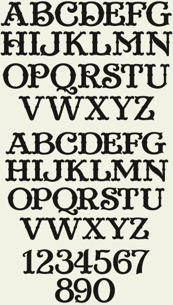 1000+ ideas about Western Fonts on Pinterest | Fonts, Calligraphy ...