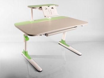 Детский стол BD-104 Z с полкой BD-S50 Z (зеленый)