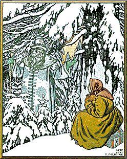 Ivan Bilibin - Father Frost