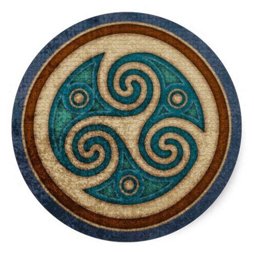 Celtic Triskele Tattoo Designs