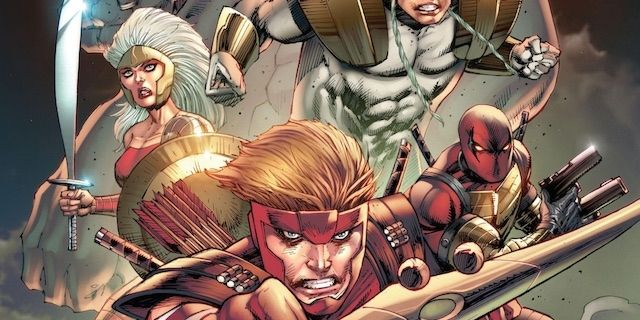 Rob Liefeld and Robert Kirkman To Celebrate 25 Years of Image Comics With Extreme Panel at SDCC http://comicbook.com/2017/06/29/rob-liefeld-and-robert-kirkman-to-celebrate-25-years-of-image-co/