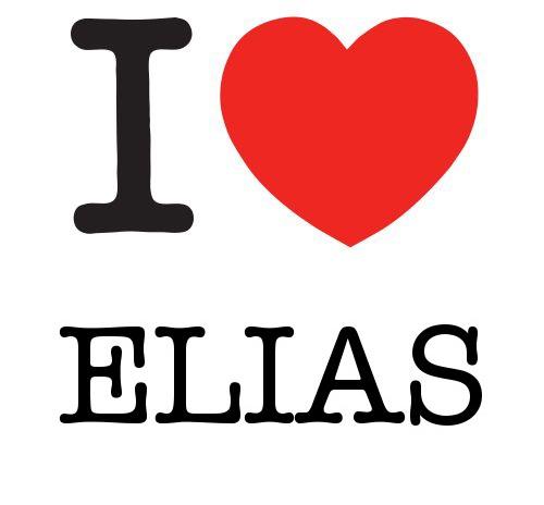 I Heart Elias #love #heart
