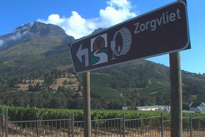 To do Stellenbosch: Wine Route