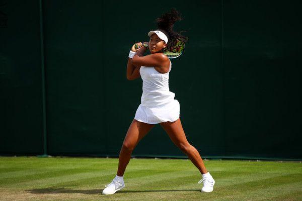 Naomi Osaka faces idol Venus Williams in Wimbledon