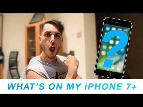 What's on my iPhone 7 Plus   Meet Chris