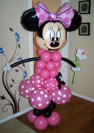 Minnie mouse birthday party ideas #minnie #mouse #party