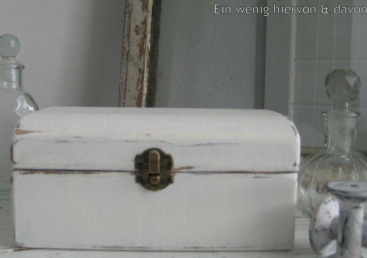 k stchen f r taschent cher geschenke und schmuck boxes. Black Bedroom Furniture Sets. Home Design Ideas