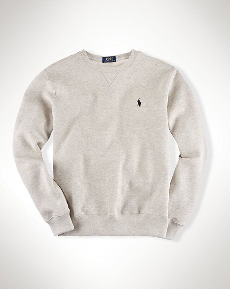Polo Ralph Lauren - Fleece-Sweatshirt                                                                                                                                                                                 Más
