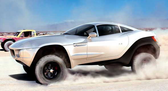 Web-Designed Local Motors Rally Fighter with BMW 335d Straight-Six to be Unveiled at SEMA Show