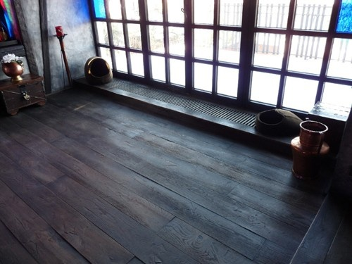 "ESCO Woodfloor ""Karel IV""  So gorgeous :)"