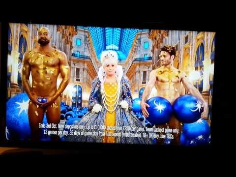 Most innuendo in an advert ever! Barbara Windsor. - YouTube