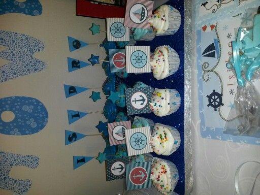 Muffins baby shower