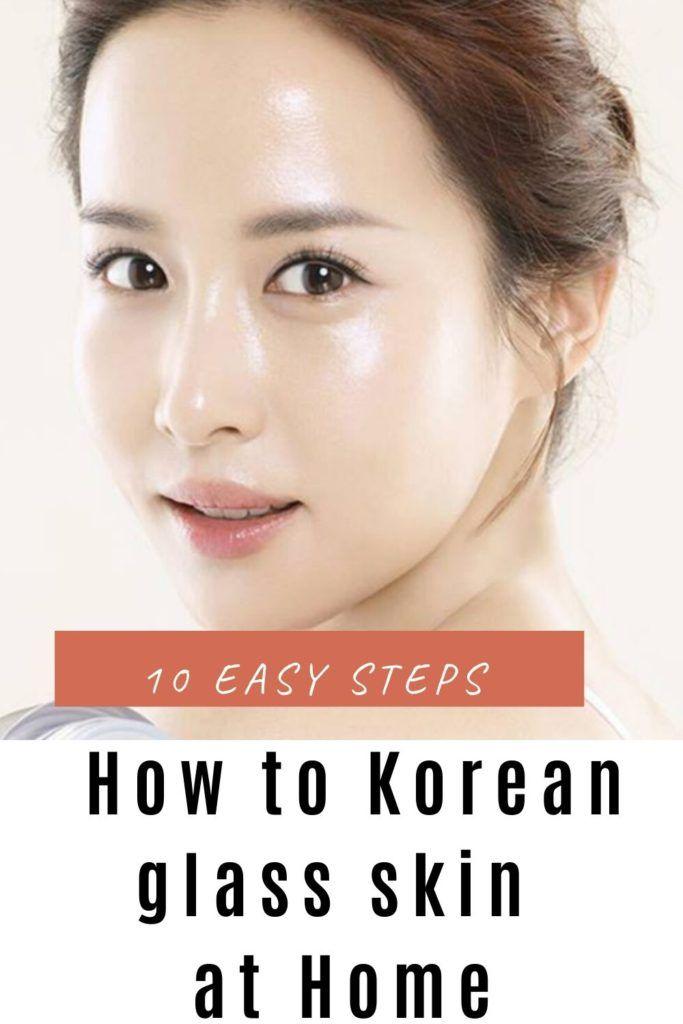 Pin On Korean Skin Care Routine