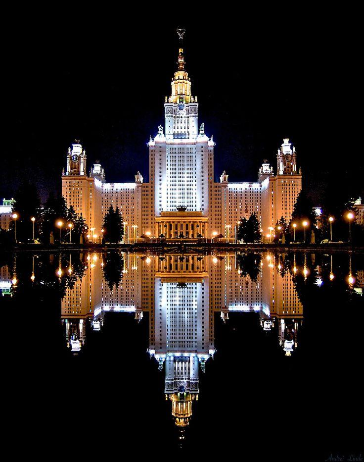 Universidad Estatal de Moscú