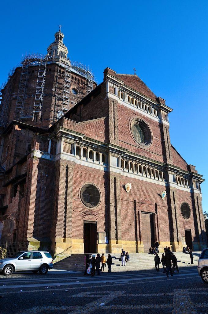 Duomo of Pavia.