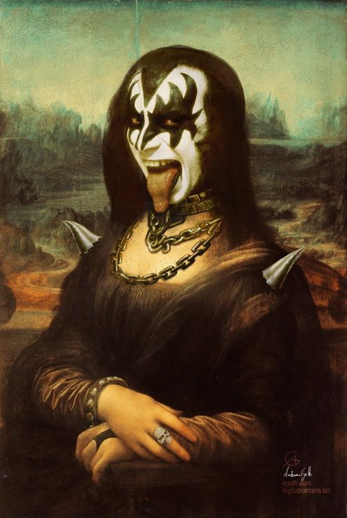 0584 [Andrea Gatti] Mona Lisa Kiss (2)