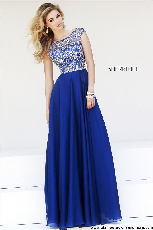 Sherri Hill 32017   GGM - Glamour Gowns and More
