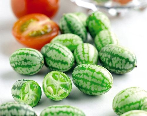Cucamelons: