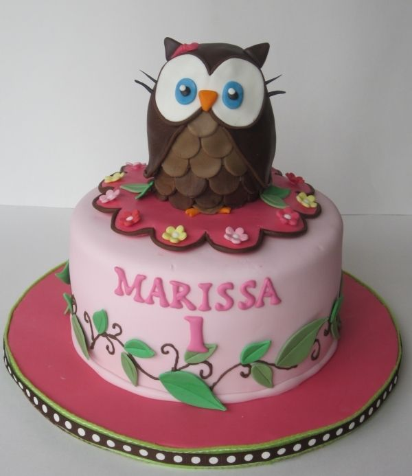 16 best owl cakes images on Pinterest Owl cakes Conch fritters