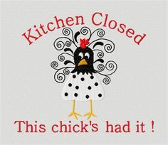 Machine Embroidery Designs   Hen House Collection