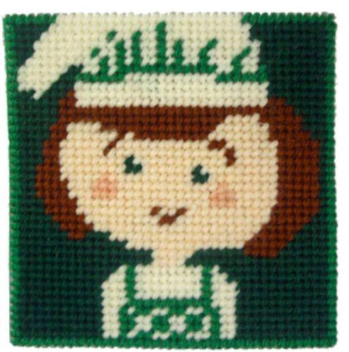 """Chef 4"""" beginner's tapestry kit"""