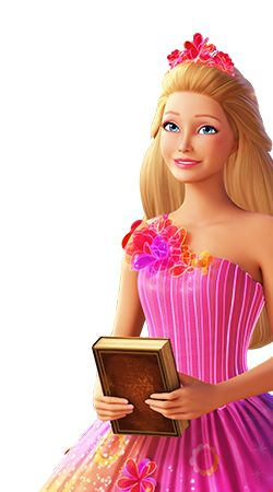 All-New Fairytale Movie, Barbie and The Secret Door, Has Arrived!