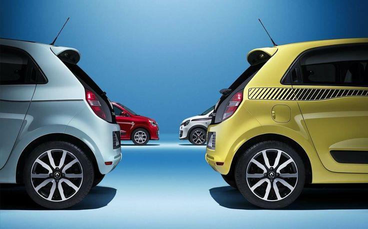 Novo Renault Twingo 2015 tem motor e tração traseiros   CAR.BLOG.BR - Carros