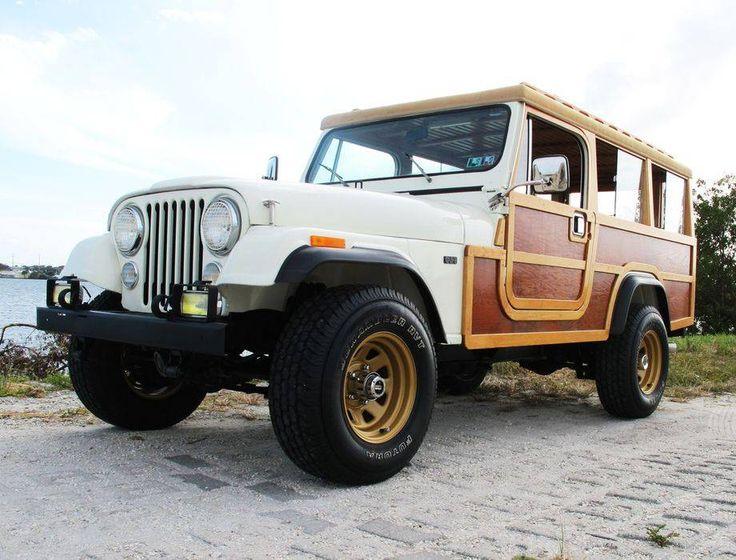 1982 Jeep Scrambler at auction #1887722 | Hemmings Motor News