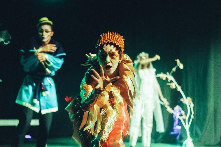 make up theatre, photo make up by Irina Savina