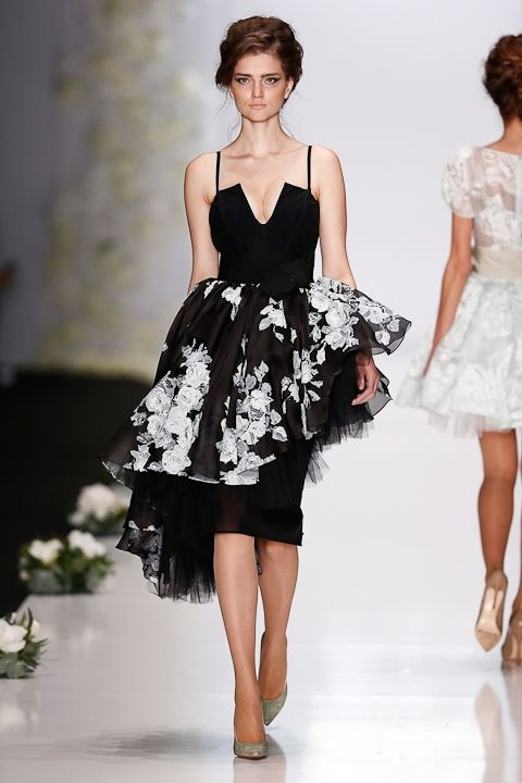 Igor Gulyaev S/S 2014, Russia Fashion Week