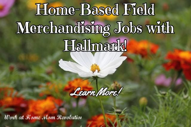 Home-Based Field Merchandising Jobs with Hallmark! Learn More!
