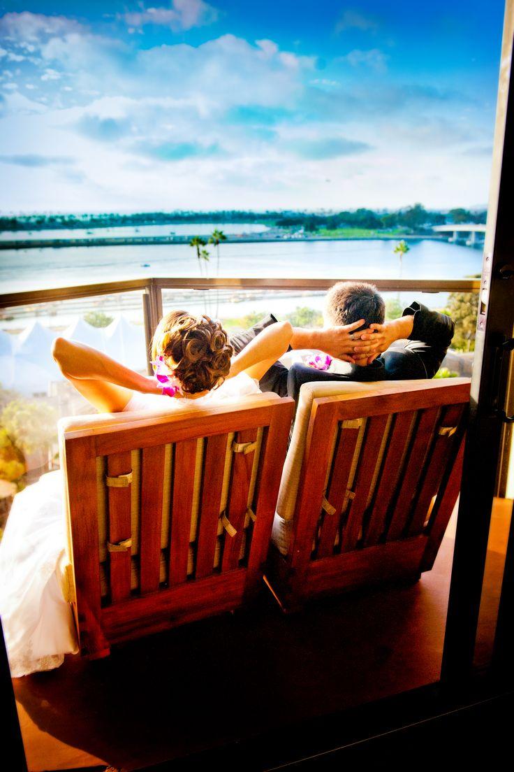 Honeymoon Suite | Best View in the House | Hyatt Regency Mission Bay |