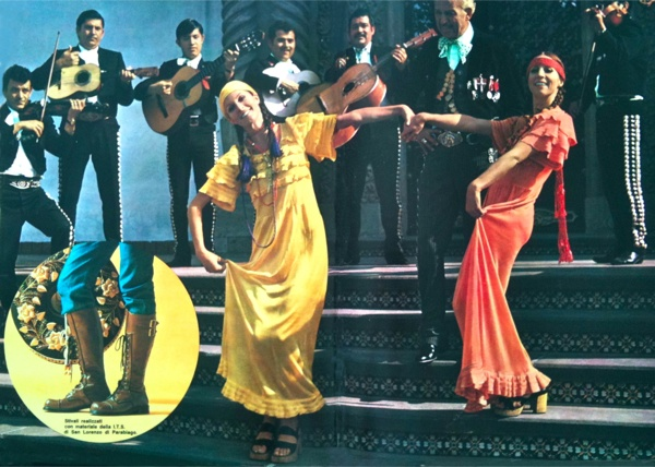 1971| Export Due Boots and New Team Shoes |Designer Armando Pollini