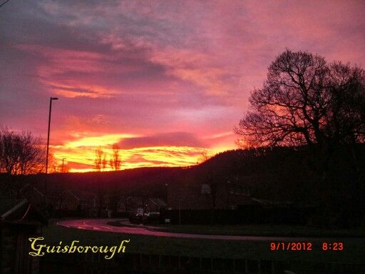 Guisborough my home town