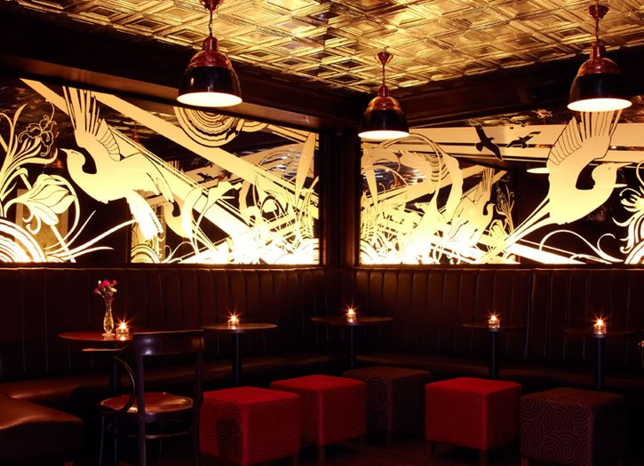 Incredibly artistic drinks, lovely table service and a jazz-driven, speakeasy-era ambience. What more could you want?  http://www.worldsbestbars.com/united-kingdom/london/city-and-east-london/the-nightjar