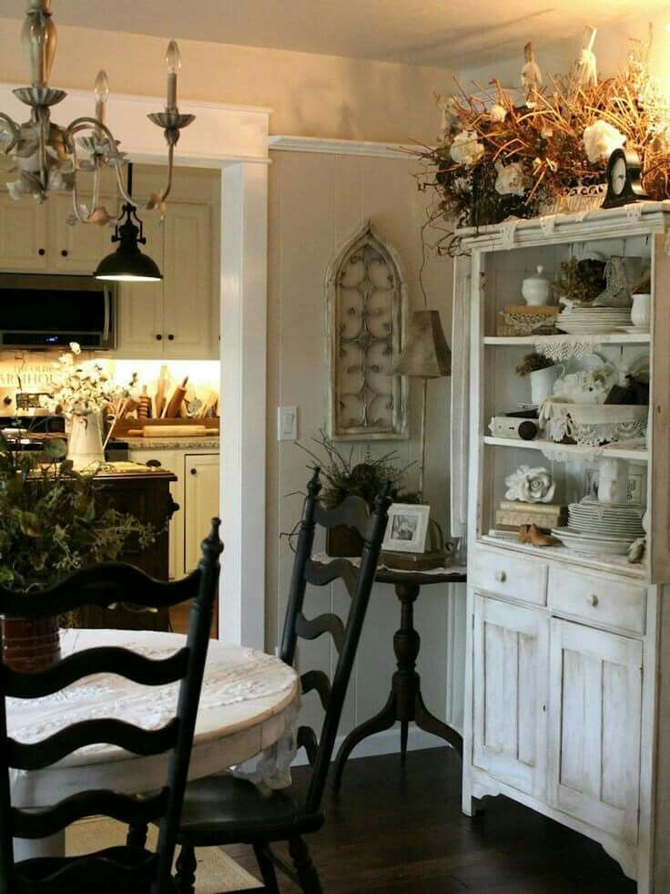 Vintage French Soul   French Country Dining   Country