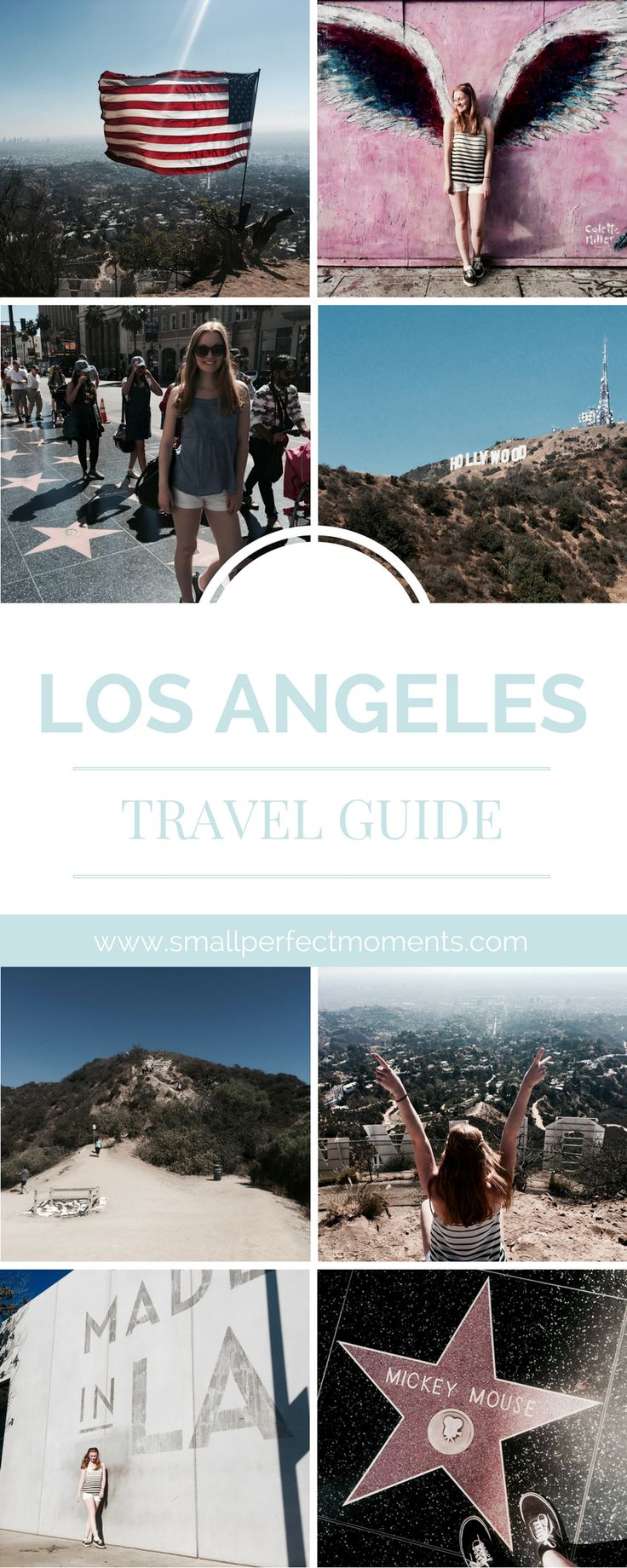 Travel Guide Los Angeles + coole Instagram Locations