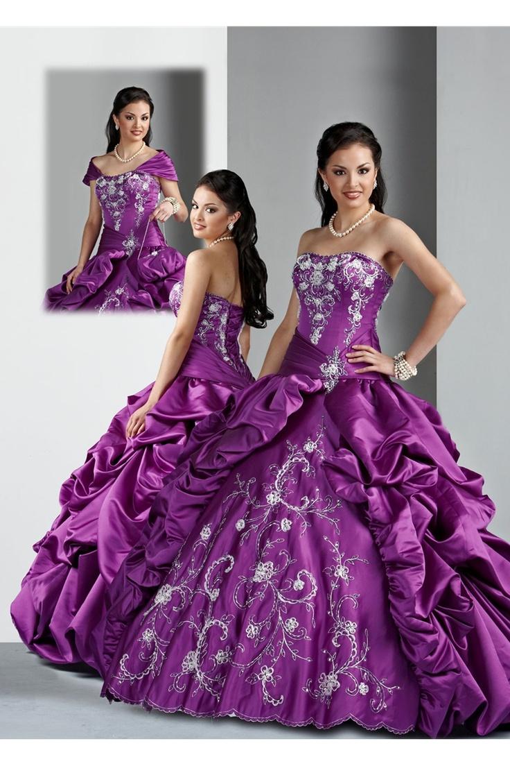 11 best vestidos de quince images on Pinterest | Quince dresses ...